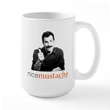 Modern Family Nice Mustache Mug