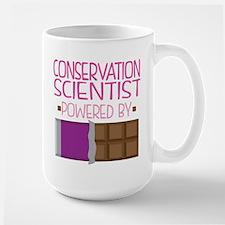 Conservation Scientist Ceramic Mugs