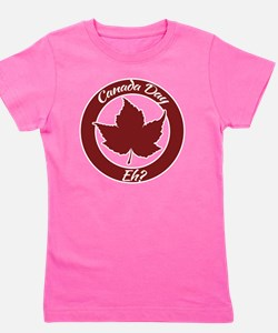 Eh Canada Day Girl's Tee