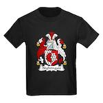 Nightingale Family Crest Kids Dark T-Shirt