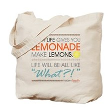 Phil's-osophy Lemonade Tote Bag