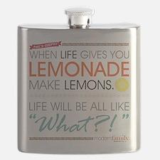 Modern Family Lemonade Flask