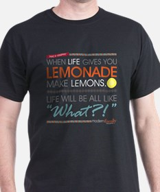 Modern Family Phil's-osophy Lemonade T-Shirt