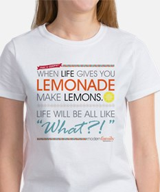 Modern Family Lemonade Tee
