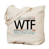 Modernfamilytv Canvas Bags