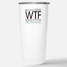 Modern Family WTF Travel Mug