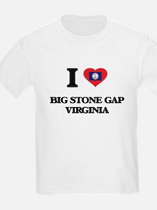 I love Big Stone Gap Virginia T-Shirt