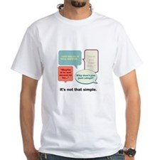 Advice- Men T-Shirt