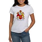 Newmarch Family Crest Women's T-Shirt