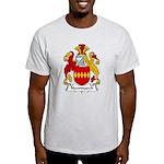 Newmarch Family Crest Light T-Shirt