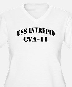 USS INTREPID T-Shirt