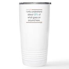 Jay Understands Travel Mug