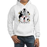 Newcomen Family Crest Hooded Sweatshirt