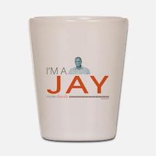 Modern Family I'm A Jay Shot Glass