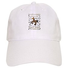Curly Hairs Outfit Baseball Cap