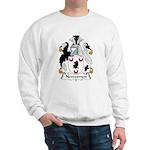 Newcomen Family Crest Sweatshirt