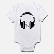 Headphone Infant Bodysuit