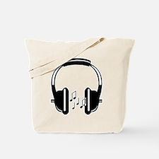 Headphone Tote Bag