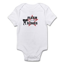 Knocked Up Flesh of The Stars Infant Bodysuit