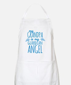 My Grandpa is my Guardian Angel Apron