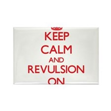 Keep Calm and Revulsion ON Magnets