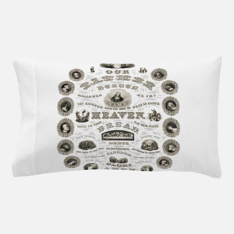 Cute Compass square Pillow Case