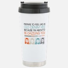 Modern Family Denim Ves Thermos Mug