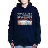 Modernfamilytv Hooded Sweatshirt