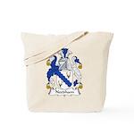 Needham Family Crest Tote Bag