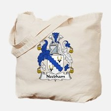 Needham Family Crest Tote Bag