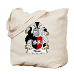 Neale Family Crest Tote Bag