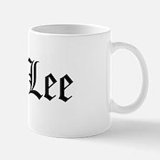 Mrs. Lee Mug
