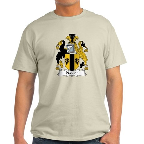Naylor Family Crest Light T-Shirt