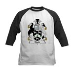 Nash Family Crest Kids Baseball Jersey