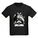 Nash Family Crest Kids Dark T-Shirt