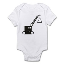Crane Infant Bodysuit