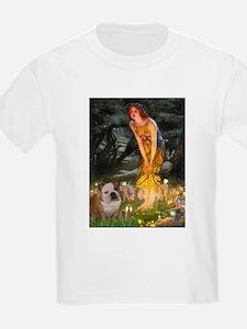 Midsummers Eve English Bulldo T-Shirt