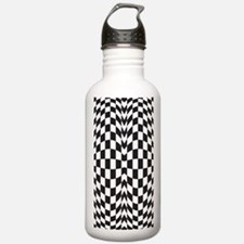 Optical Checks Water Bottle
