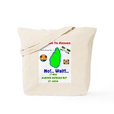 Unique Almond Tote Bag