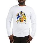 Mytton Family Crest Long Sleeve T-Shirt