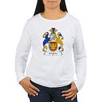 Mytton Family Crest Women's Long Sleeve T-Shirt