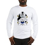 Myers Family Crest Long Sleeve T-Shirt