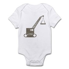 Vintage crane Infant Bodysuit