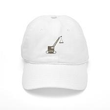 Vintage crane Baseball Cap