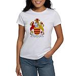 Muschamps Family Crest Women's T-Shirt