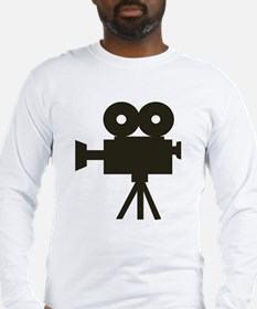 Videocamera Long Sleeve T-Shirt