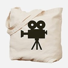 Videocamera Tote Bag
