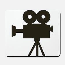 Videocamera Mousepad