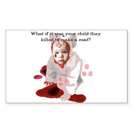 Your Child Sticker (Rectangle)