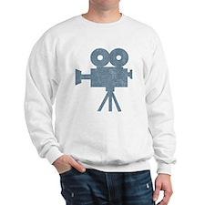 Vintage Videocamera Sweatshirt